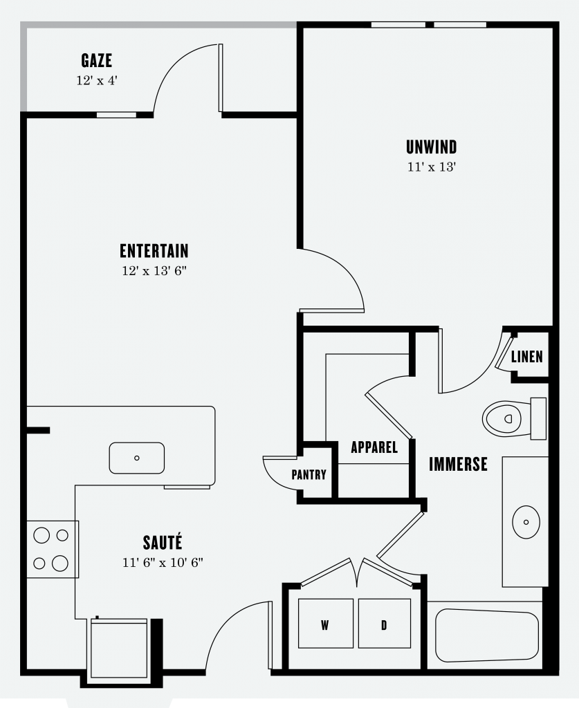 A1 1 Bed Bath In Fort Worth Alexan Summit Actually Prefer To Get Several Copies Of My Floor Plan And Draw Each When You Choose Live At The Luxury Apartment Homes Texas Have Opened